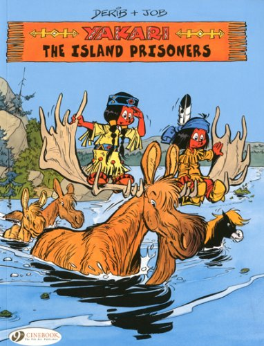 Yakari Vol.7: The Island Prisoners par Job