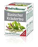 Bad Heilbrunner Basischer Kräutertee, 8er Filterbeutel, 1er Pack (1 x 14.4 g)