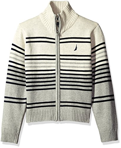 Nautica Jungen   Pullover  -  beige -  (Nautica Pullover Für Jungen)