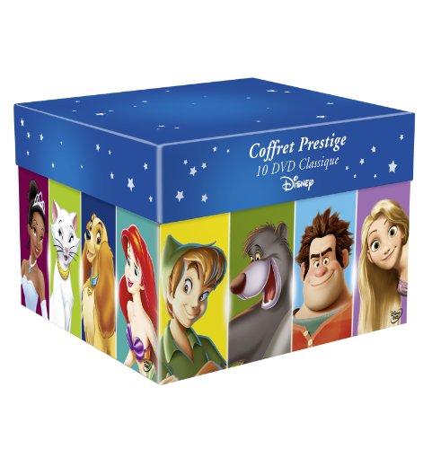 coffret-grands-classiques-disney-10-dvd-edition-speciale-amazonfr