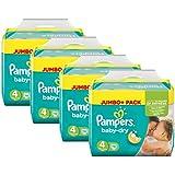 Pampers Baby Dry Größe 4 Maxi 7-18kg Jumbo Plus Pack (4 x 78 Windeln )