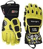 Level Herren Worldcup CF Handschuhe, Yellow, 10