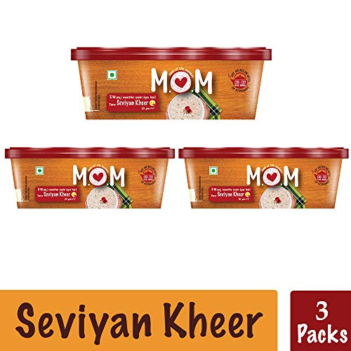 MOM Meal of the Moment Seviyan Kheer, 50g (Pack of 3)