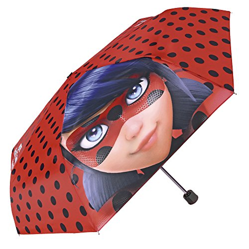 Prodigiosa Las Aventuras Ladybug - Paraguas Mini niña