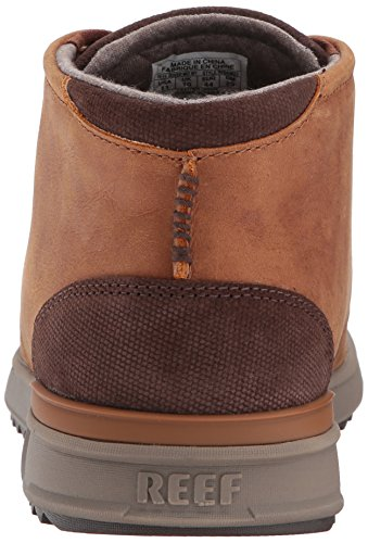 Reef Mens Winter Shoe Rover Mid Wt Winter Shoes Chocolate / Brown