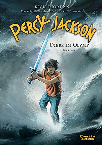 Percy Jackson (Comic) 1: Percy Jackson - Diebe im Olymp (Comic)