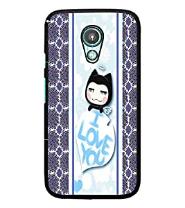 PrintDhaba Kitty D-2783 Back Case Cover for MEIZU M1 NOTE (Multi-Coloured)