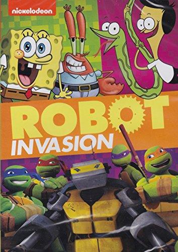Nickelodeon Robot Invasion