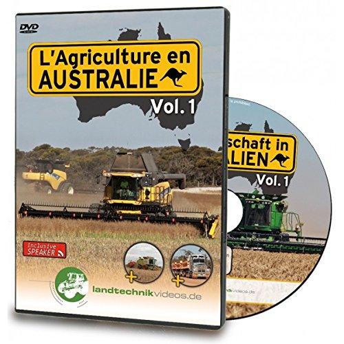 Landwirtschaft in Australien [3xDVD Sammelbox]