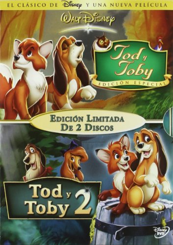 Pack Tod Y Toby 1 + 2 [DVD]