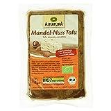 Alnatura Bio Tofu Mandel-Nuss, vegan, 6er Pack (6 x 200 g) -