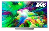 Philips 55PUS7803/12 139 cm (55 Zoll) LED (Ambilight, 4K Ultra HD, Triple Tuner, Smart Fernseher)