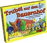 Haba 5414 - Trubel auf dem Bauernhof, Spielesammlung