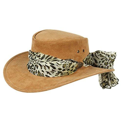 Sombrero de Piel Jillaroo by Jacaru sombrero de piel naturalsombrero de piel  (L 57 46216a8b3e9