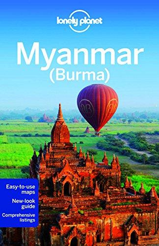 Myanmar (Burma) 12 (Travel Guide)