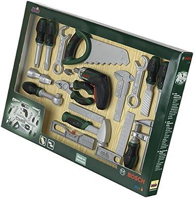 Bosch - Set de herramientas de juguete, grande (Theo Klein 8551)