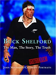 Buck Shelford: A Tribute to a Rugby Legend (Celebrity Portraits)