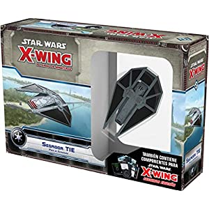Fantasy Flight Games- Star Wars X-Wing: Segador Tie – Español (FFSWX75)
