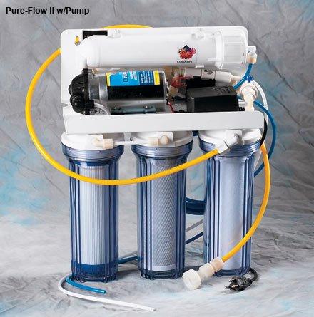 Coralife Energy Savers acl76003Wasser Pumpe 50GPD RO Einheit