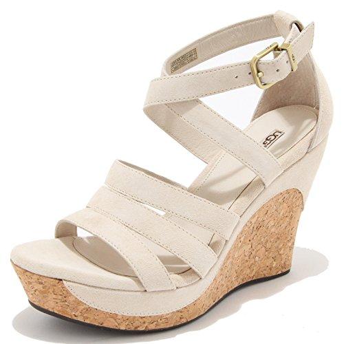 86376 sandalo zeppa UGG W DILLION scarpa donna shoes women [40 EU]