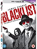 The Blacklist: Season 03 [DVD] [Edizione: Regno Unito]