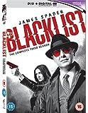 Blacklist, the - Season 03 [6 DVDs] [UK Import]
