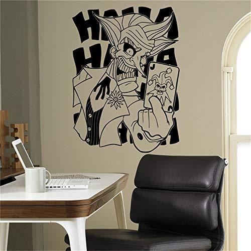 wandaufkleber 3d Wandtattoo Wohnzimmer Batman Wandtattoo Comics Superheld Joker Wandtattoo Batman Wohnkultur Ideen Schlafzimmer Kinderzimmer Entfernbarer Wandaufkleber