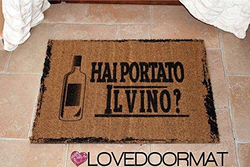 zerbino-hai-portato-il-vino-personalizzabile-iniziali-cocco-naturale-cm-67x50-spazzola-asciuga-sporc