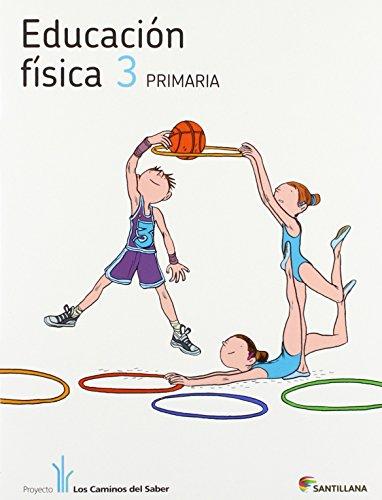 EDUCACIÓN FÍSICA 3 PRIMARIA - 9788468010878