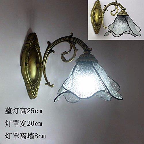 europäische badezimmer lampe led badezimmerspiegel scheinwerfer - kommode wand lampe galerie licht wasserdicht weiße (White Single Kommode)