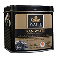 Dilmah Tea, Ran Watte Tea, Loose Leaf, 4.41-Ounce Tins (Pack of 3)