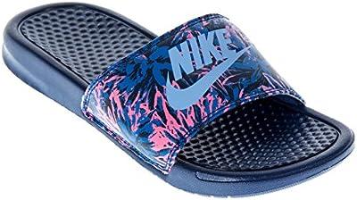 Nike 618919-400, Chanclas para Mujer