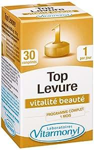 VITARMONYL Top Levure 30 Comprimés - Lot de 2
