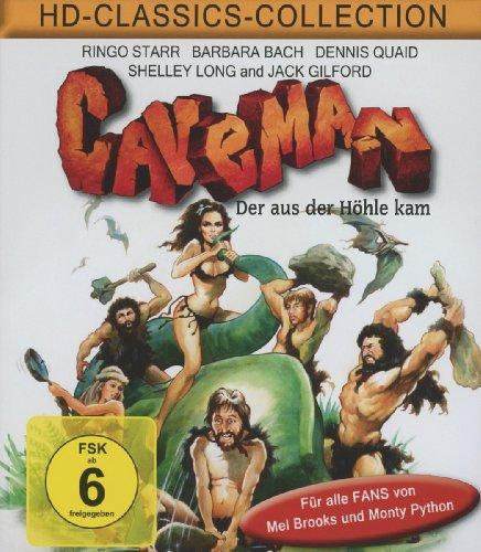 Caveman - Der aus der Höhle kam - HD-Classic-Collection [Blu-ray]