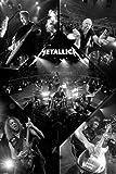 empireposter - Metallica - Live - Größe (cm), ca. 61x91,5 - Poster, NEU -