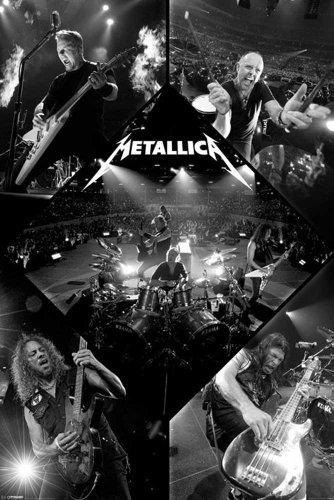 "Empire - Poster ""Metallica Live"""