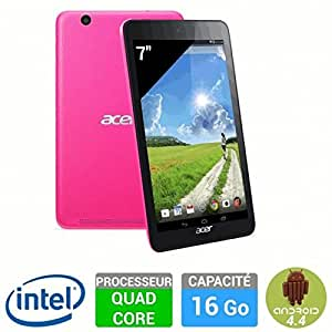 ACER Tablette Iconia One 7 Rose B1-750-190F