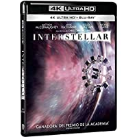 Interstellar 4k UHD