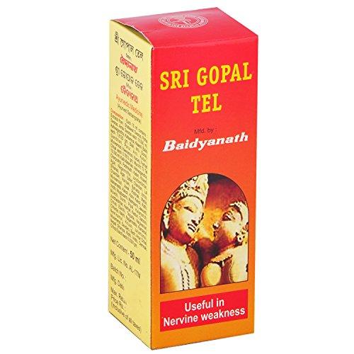 Sri Gopal Tail(K.Yu.) - 50ml