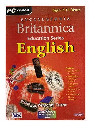 Idigicon Ltd. Encyclopedia Britannica English (7-11 Years) 1 PC (CD)
