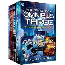 Hal Spacejock Omnibus Three: Hal Spacejock books 7-9, plus Albion