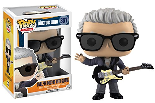 Funko - Figurine Doctor Who - 12th Doctor With Guitar Pop 10cm - 0889698106825