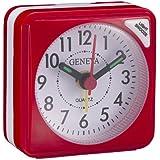 Technoline Geneva S Réveil à quartz Rouge (Import Allemagne)