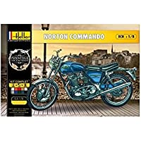 Hellermann 52996 – Maqueta de Norton Commando