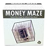Geldlabyrinth - Money Maze - Geldgeschenke verpacken - Spardose Labyrinth -