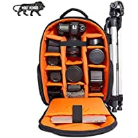 Universal Lightweight DSLR Camera Lens Backpack Bag