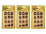 150 Dichtungsringe aus Gummi, O-Ringe, Dichtring, Dichtgummi, Dichtungsgummi