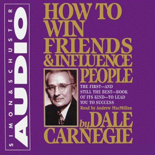 Buchseite und Rezensionen zu 'How to Win Friends & Influence People' von Dale Carnegie