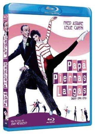 Daddy Langbein / Daddy Long Legs ( ) (Blu-Ray)