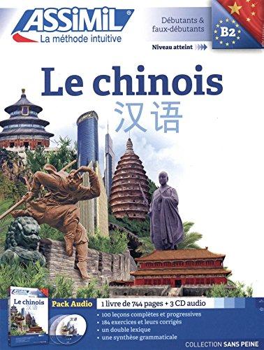 Le Chinois sans peine, (Livre + CD Audio)